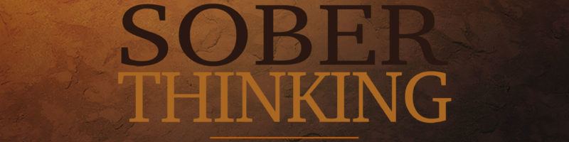 SOBER_THINKING